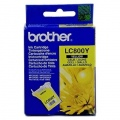 Brother LC800Y Geltona, 400 psl.