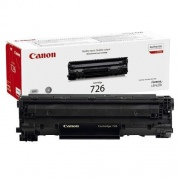 Canon Cartridge 726 + Hewlett-Packard CE278A Juoda, 2100 psl.