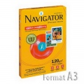 Popierius NAVIGATOR COLOUR DOCUMENTS, A3, 120 g/m2, 500  lapų