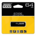 Atmintukas EDGE BLACK, USB 2.0, 64GB