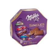 Šokoladų rinkinys MILKA Mix Single, 147 g