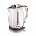 Virdulys Philips HD4649 / 00, 1,7 l, 2400 W balta/pilka sp.