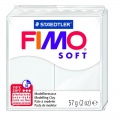 Modelinas FIMO SOFT, 56 g, balta sp.