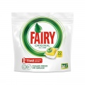 Automatiniø indaploviø kapsulës FAIRY All in 1 Lemon, 22 vnt.