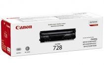 Canon Cartridge 728 + Hewlett-Packard CE278A Juoda, 2100 psl.